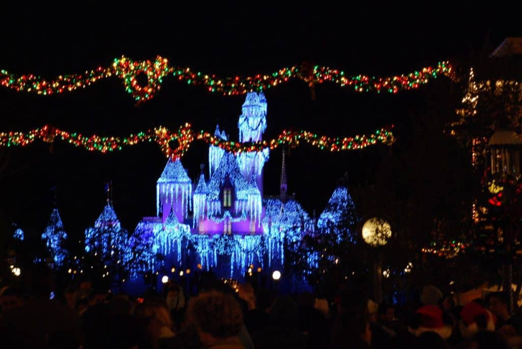 Holidays in Disneyland