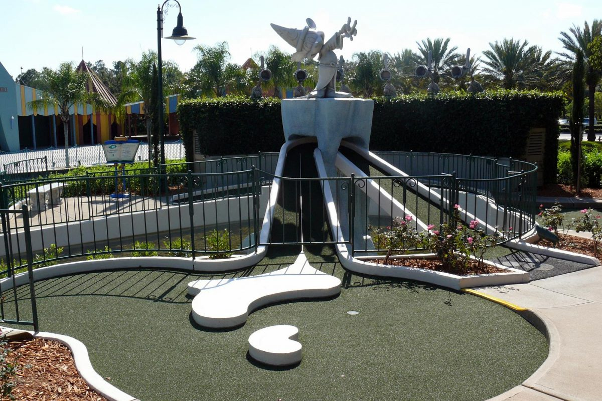 Mini Golf at Disney World: A Complete Guide