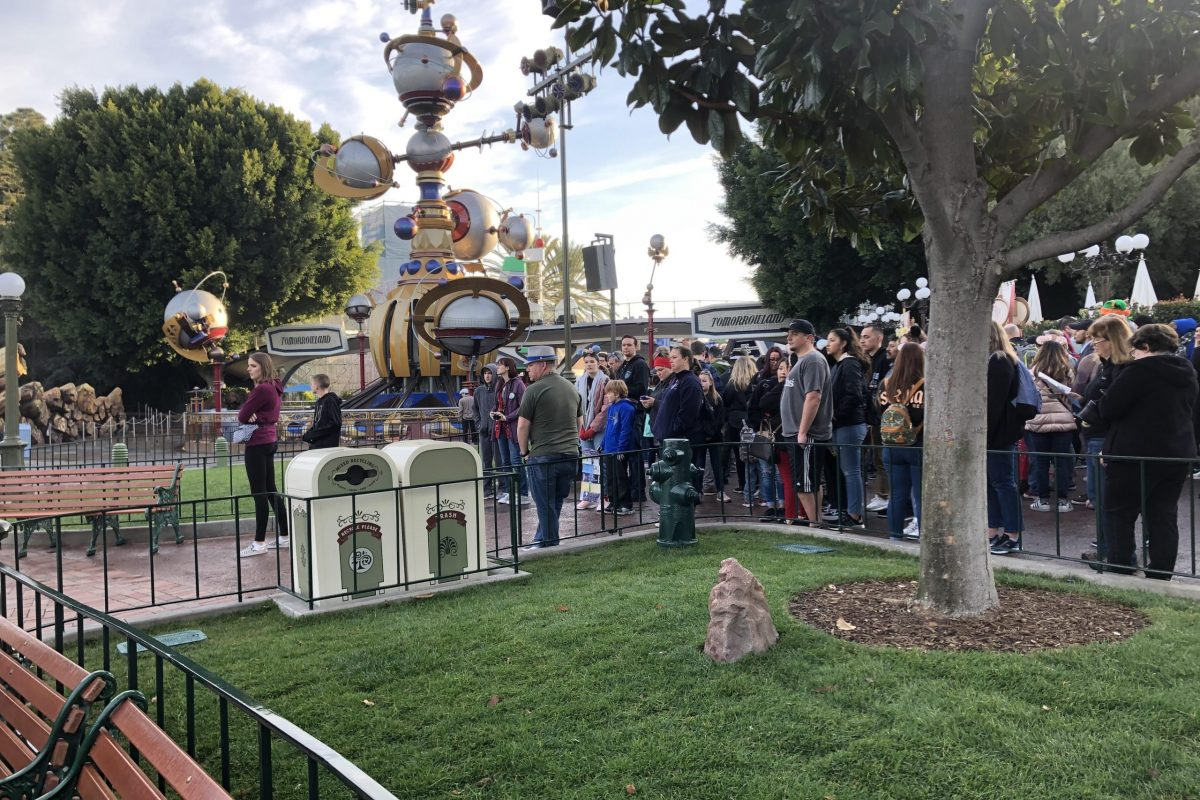 Rope Drop at Disney Parks is Everything
